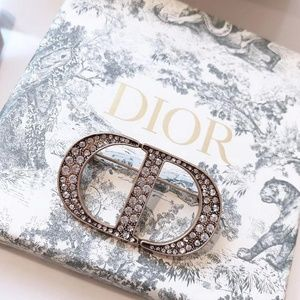 Dior Fashion Brooches